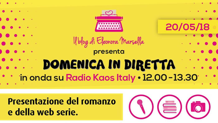 Radio Kaos Italy – 20 Maggio 2018